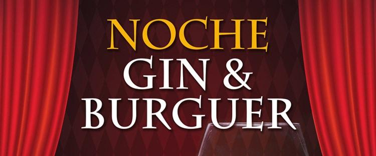 noche gin burger palco