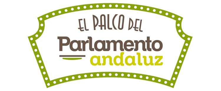 La nueva imagen de El palco del parlamento andaluz